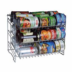 ATLANTIC 23235594 CanRack - Holds 36 cans - 3 Tier