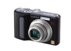 Panasonic Lumix DMC-LZ8 8MP Digital Camera with 5x Wide Angle ...