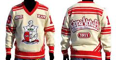 Kappa Alpha Psi V-neck Sweater 1911