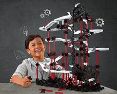NEW FAO Schwarz Ultimate Marble Run Race Toy For Kids 313 Pieces