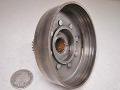 85 YAMAHA YTM225DX YTM225 TRI-MOTO CENTRIFUGAL ONE-WAY CLUTCH ...