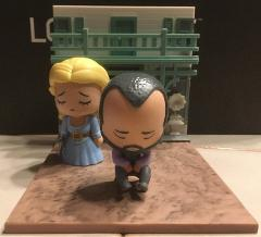 Westworld Dolores and Arnold Lootcrate Exclusive SuperEmoFrien...