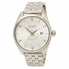 Nixon Women's Bullet 38mm Stainless Stamped Dial Stainless Ste...