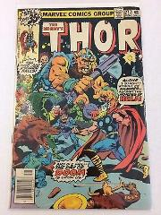 Thor #277 Comic Book Marvel 1978