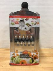 Borner Combi Chef 4 in 1 Grater Cutter Slicer Germany