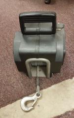 CHICAGO ELECTRIC 12 VOLT POWER WINCH # 96455