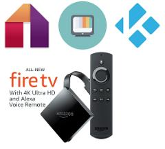 Fully Loaded Unlocked Amazon Fire TV ( 5 Year Experienced Rese...