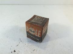 Vintage Dole Water Heater Automotive Butterfly Thermostat B-65...