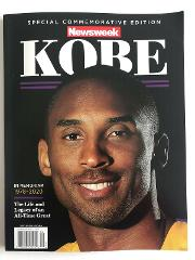 KOBE Bryant Newsweek Special Commemorative Edition Magazine Fe...