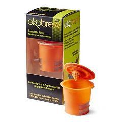 Ekobrew Classic Reusable Filter Keurig 1.0 and 2.0 Compatible ...