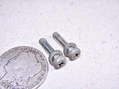1974 YAMAHA RD60 IGNITION COIL MOUNTING SCREWS