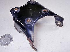 72 KAWASAKI G5 G-5 100 FRONT FENDER SUPPORT BRACKET