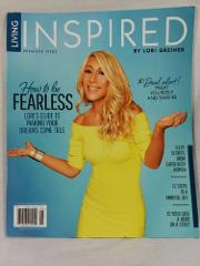 Living Inspired Lori Greiner Premiere Issue Magazine 2019 How ...