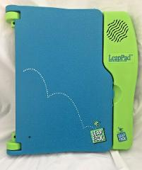 Leapfrog LeapPad Learning System Works Tested 4 Cartridges, 4 ...