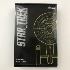 New In Box STAR TREK Box Of 5 Cookie Cutters By Think Geek
