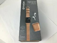 Nomad Modern Bundle Leather Watch Strap for Apple Watch 38mm 4...