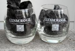 2 New Glenmorangie Single Malt Scotch Whisky Glasses 8 oz