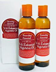 V-6 Enhanced Vegetable Oil Complex V6 Carrier Oil