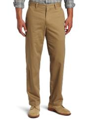 Dockers Men's Saturday Khaki D3 Classic-Fit Flat-Front Pant, N...