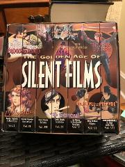 Golden Age of Silent Films (7 VHS Box Set)