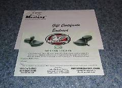 Kipp Brothers Mustang Motorcycle Seats $50 Gift Certificate 4 ...