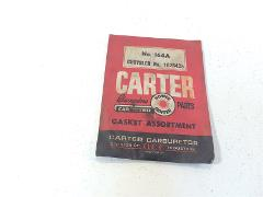 Vintage Carter Carburetor Gasket Assortment 164A Chrysler 1826...