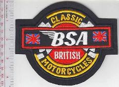 Motorcycle BSA Birmingham Small Arms Co Triumphs Motorcycles B...