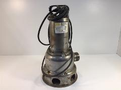 Dayton 4NY22 Stainless Steel Submersible Sewage Pump 1/2HP 230...