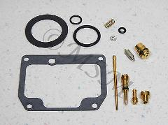 80-83 KAWASAKI KE175 NEW KEYSTER MASTER CARB CARBURETOR REPAIR...