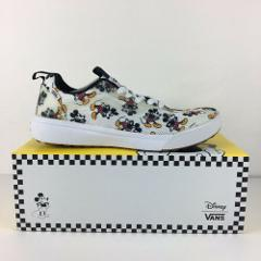 Vans x Disney Ultrarange Rapidweld Mickey Mouse Skate Shoes Me...