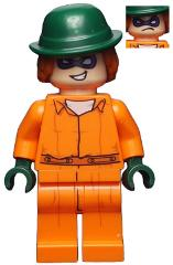 LEGO® Superheroes™ The Riddler in Prison Jumpsuit - with handc...