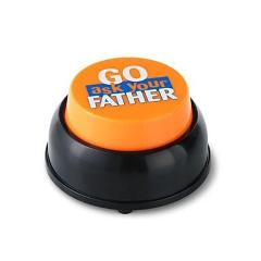 Go Ask Your Father Sound Button Hallmark