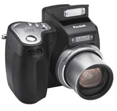 Kodak Easyshare DX6490 4 MP Digital Camera with 10x Optical Zoom
