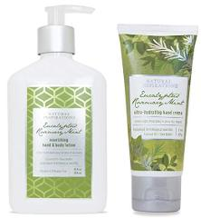 Natural Inspirations Hand & Body Lotion and Hand Creme Gift Se...