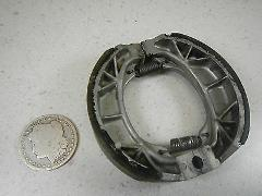 64-66 HONDA CT200 FRONT BRAKE PADS SHOES SPRINGS #1
