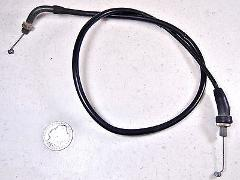 85 HONDA ATC250ES BIG RED THROTTLE CABLE