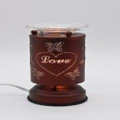 Love Touch Aroma Lamp Wax Tart Scented Oil Warmer Burner Elect...