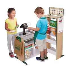 Melissa & Doug Fresh Mart Grocery Store & Bonus Accessories