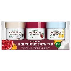 Nature Well Rich Moisture Cream Trio, Various Flavors 8 oz, 3 ...