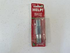 Motormite HELP! Heater Fitting 56365 Made in USA