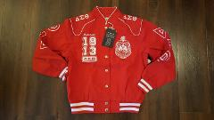 Delta Sigma Theta Sorority Race Jacket Delta Diva Howard 1913...