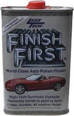 Cant Find Liquid Glass? Try - LiquiTech Finish First Auto Poli...