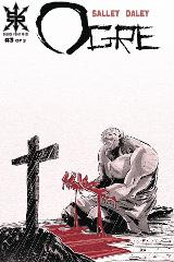 Ogre #3 (of 3) Comic Book 2018 - Source Point Press