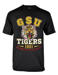 Grambling State University T shirt GSU Tigers short sleeve col...