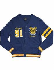 NORTH CAROLINA A&T STATE UNIVERSITY CARDIGAN SWEATER MEN'S HBC...