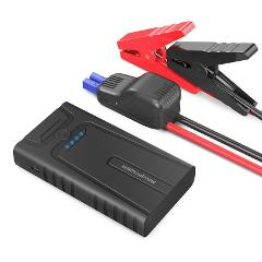 RAVPower 10000mAh 400A Peak Current Car Jump Starter Booster B...