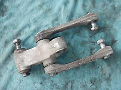 REAR SHOCK SWING ARM SUSPENSION LINKAGE 2007 KAWASAKI NINJA 25...