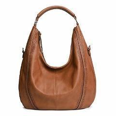 Large Hobo Handbags Leather Womens Bag Vintage Slouchy Purse P...