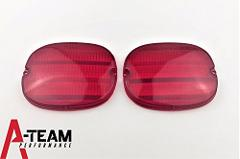 A-Team Performance Rear Tail Light Lens Compatible with Chevro...