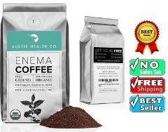 Roasted Organic Enema Coffee For Unmatchable Enema & Gerson Cl...